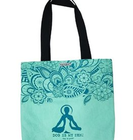 Dog Is Good Dog is Good Dog is My Zen Tote