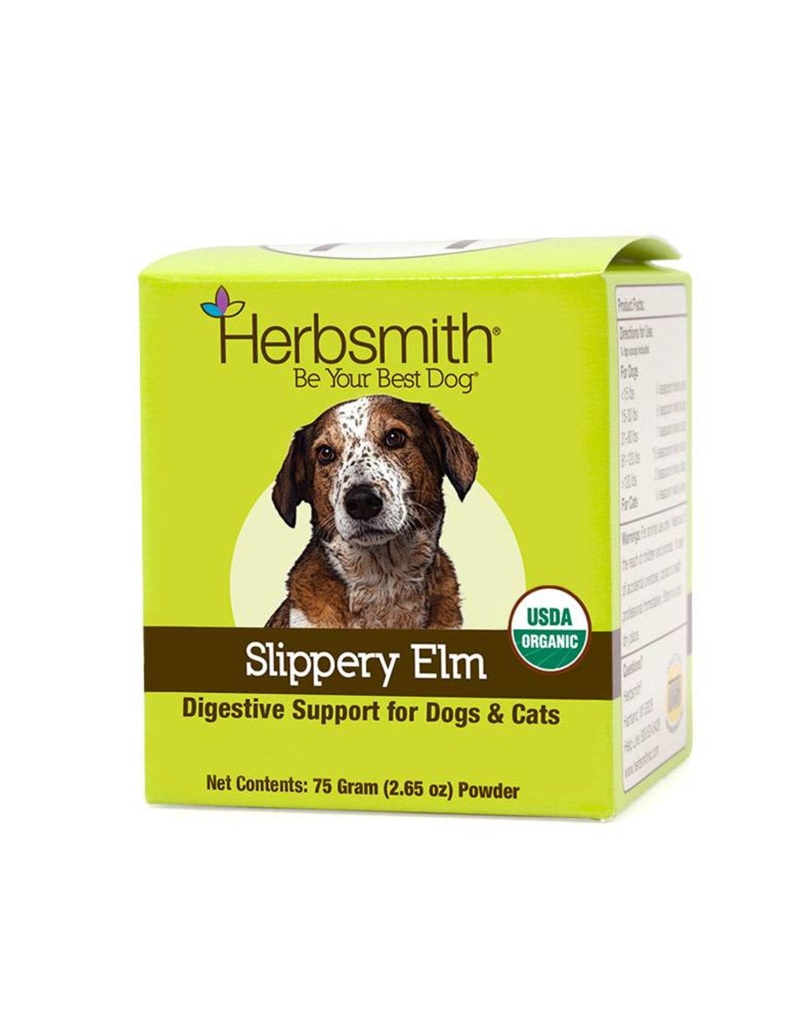 Herbsmith Herbsmith Slippery Elm for Dogs & Cats