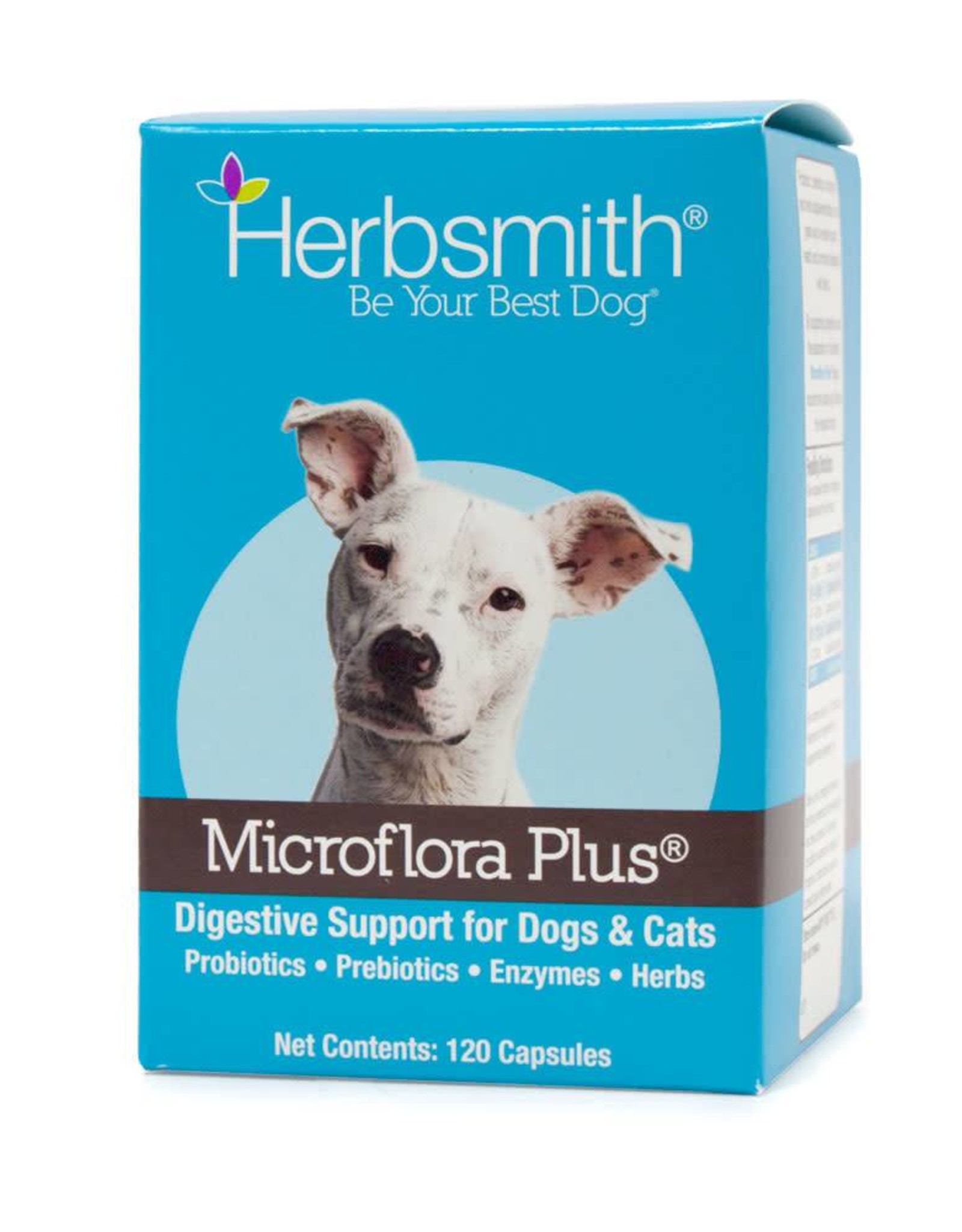 Herbsmith Herbsmith Microflora Plus: Digestive Support