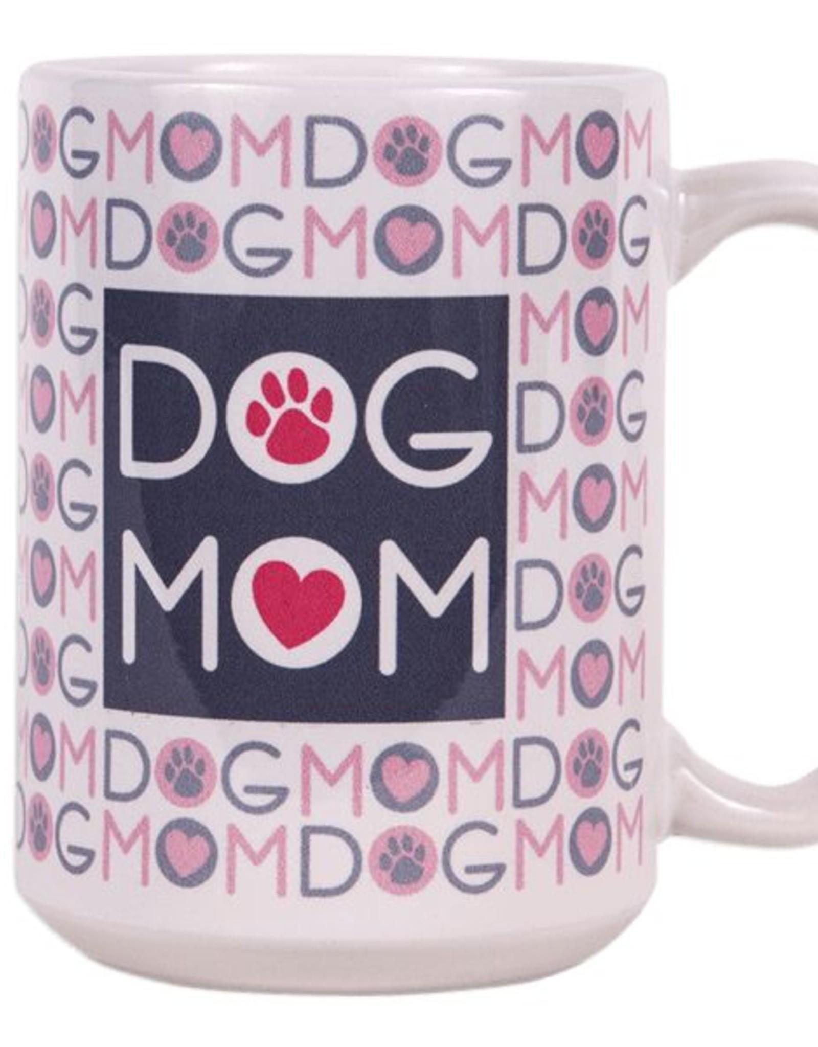 Dog Speak Dog Speak Big Coffee Mug 15oz - Dog Mom