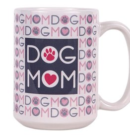 Dog Speak Dog Speak Big Coffee Mug 15oz - Dog Mom