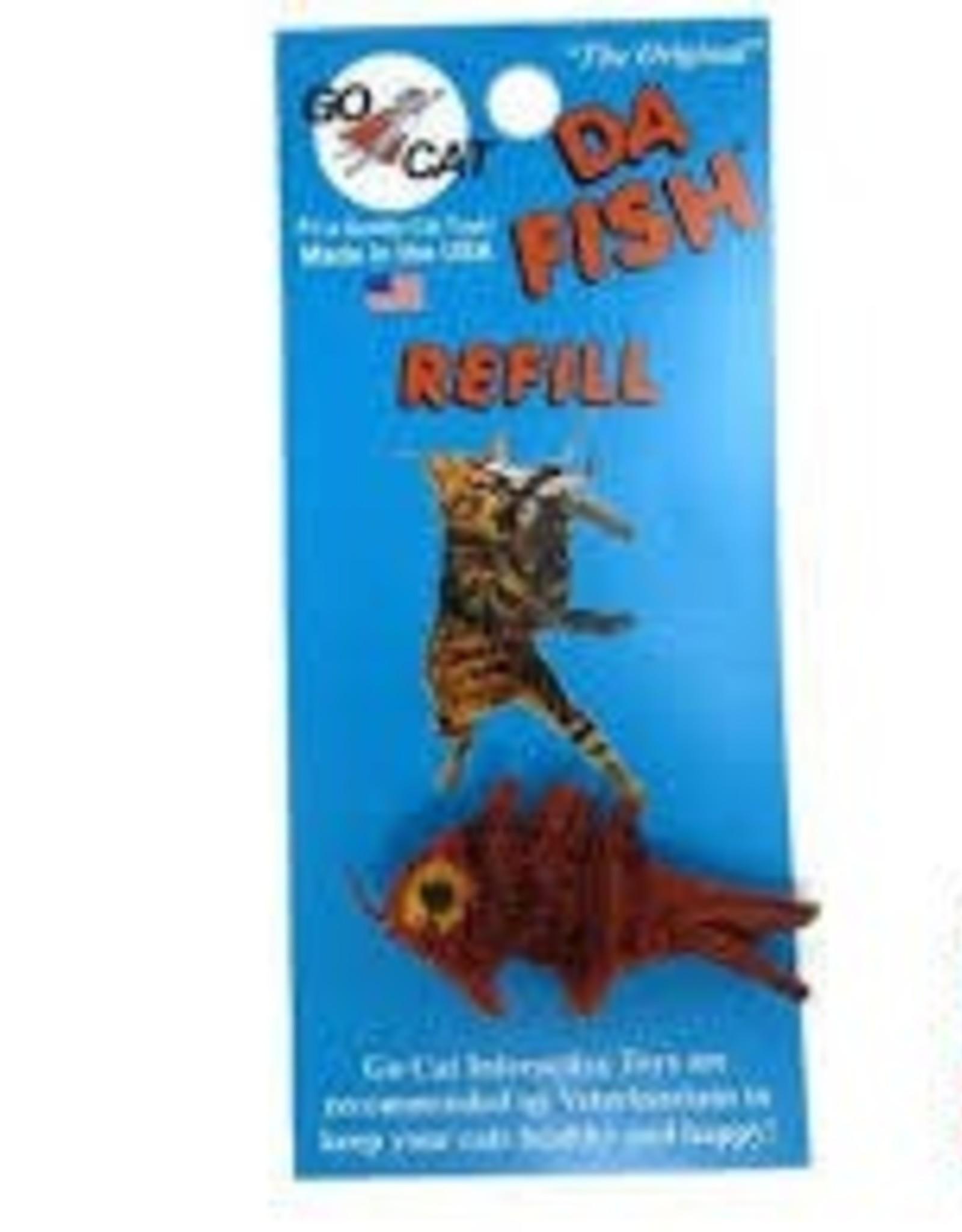 Go Cat Go Cat Da Fish Refill