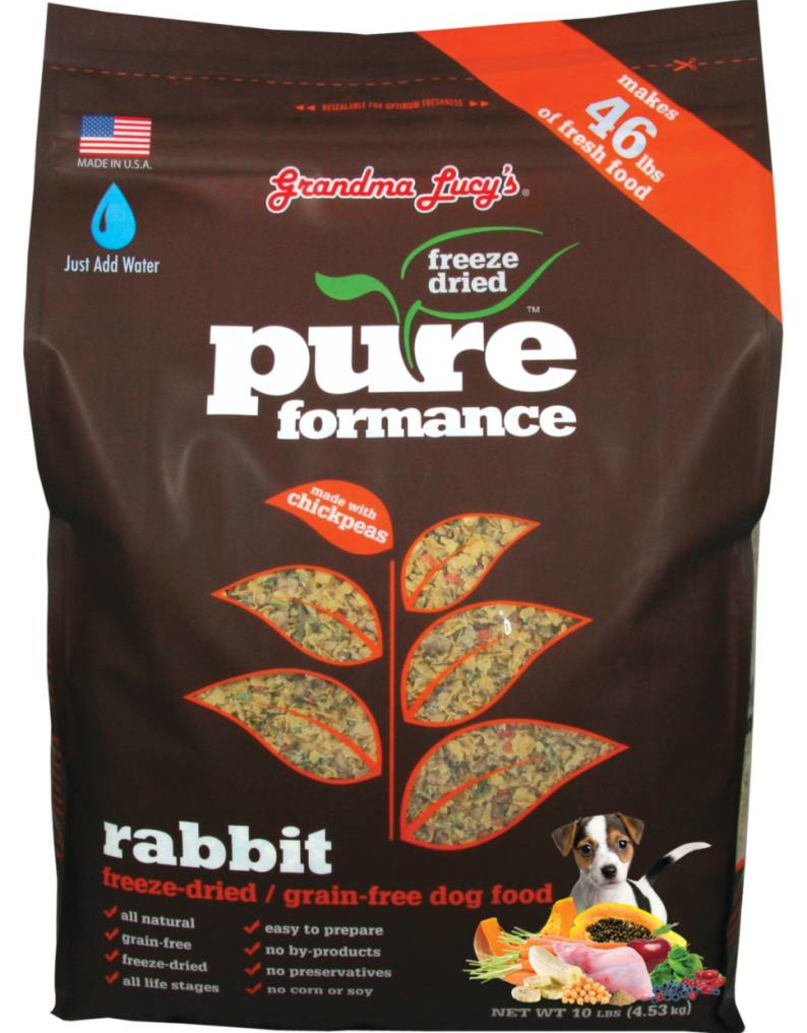 Grandma Lucy's Grandma Lucy's Pureformance Rabbit Formula