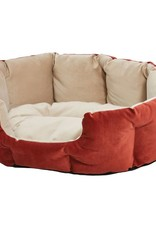 MidWest Homes for Pets Midwest Quiet Time Deluxe Russet Tulip Bed