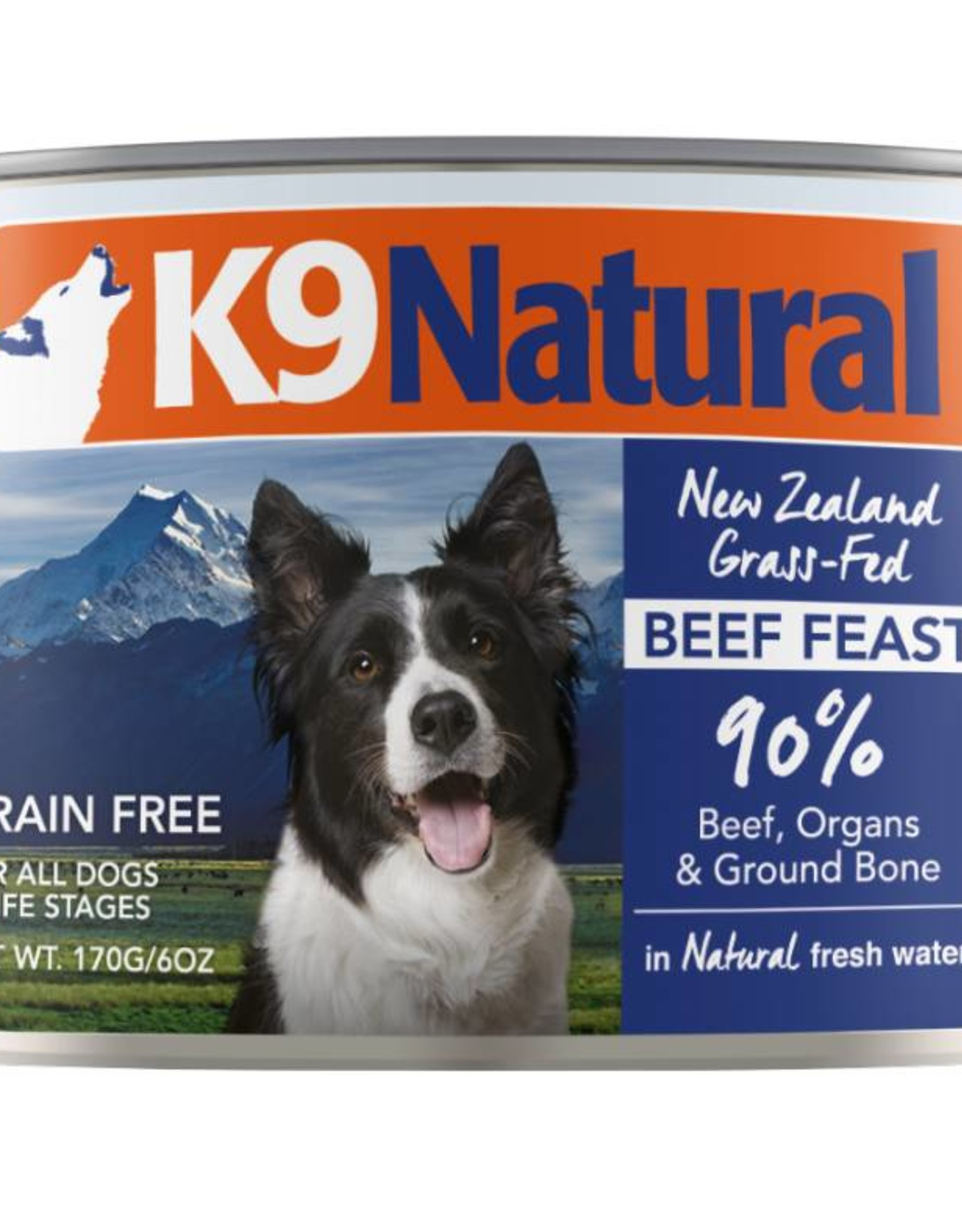 K9 Natural K9 Natural Beef Feast Can