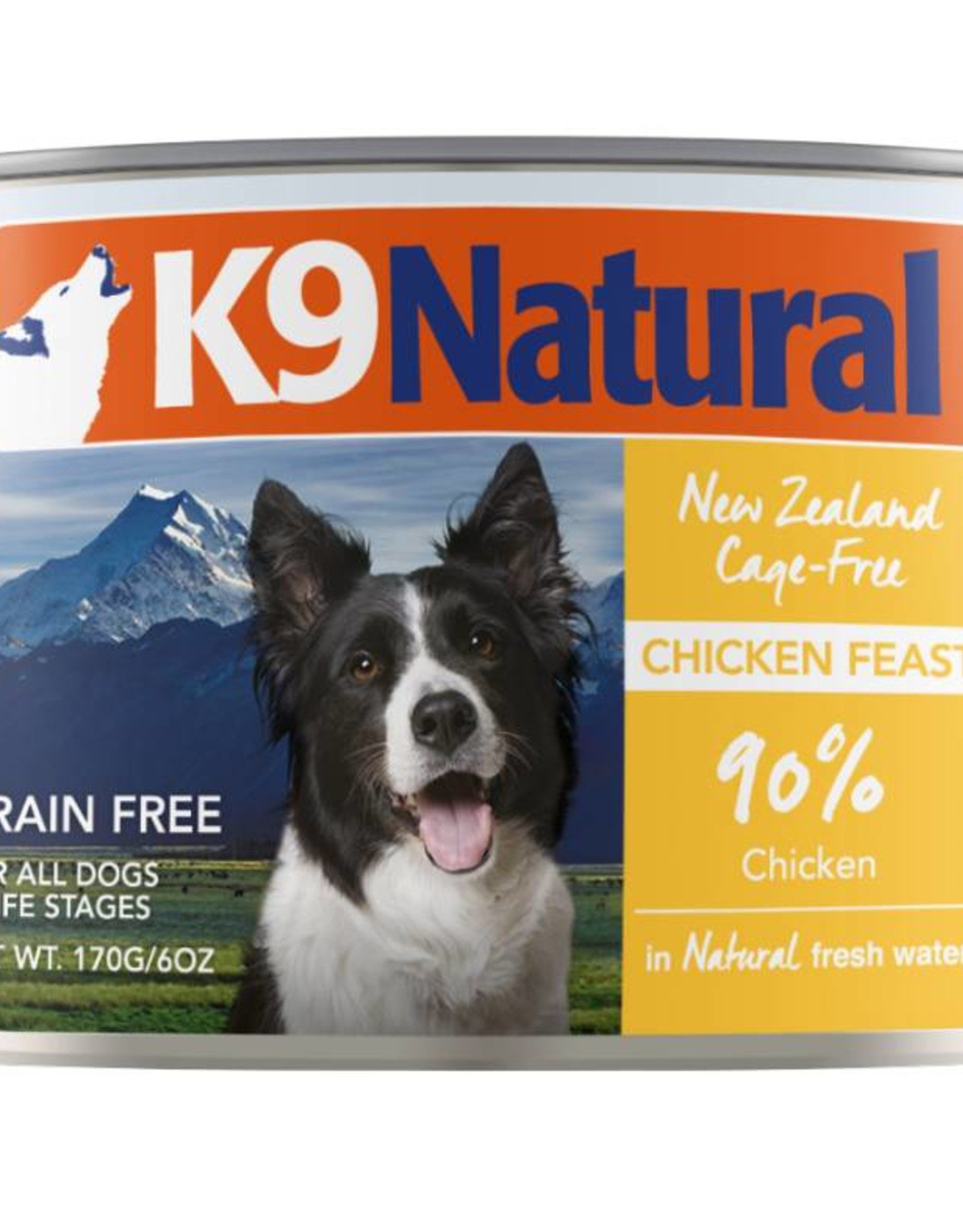 K9 Natural K9 Natural Chicken Feast Can
