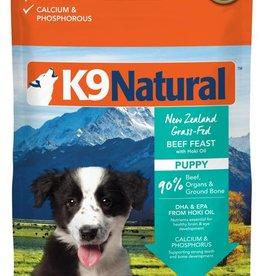 K9 Natural K9 Natural Freeze-Dried Puppy Beef & Hoki Feast
