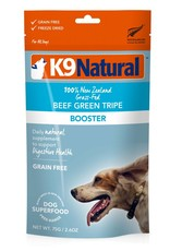 K9 Natural K9 Natural Freeze-Dried Beef Green Tripe Booster