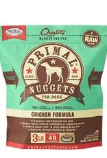 Primal Pet Food Primal Canine Raw Frozen Chicken