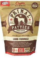 Primal Pet Food Primal Canine Raw Frozen Lamb
