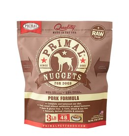 Primal Pet Food Primal Canine Raw Frozen Pork
