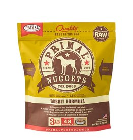 Primal Pet Food SALE - Primal Canine Raw Frozen Rabbit