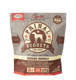 Primal Pet Food SALE - Primal Canine Raw Frozen Venison