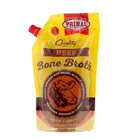 Primal Pet Food Primal Frozen Beef Bone Broth 20oz