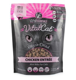 Vital Essentials Vital Essentials Freeze-Dried Chicken Mini Nibs Cat