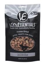 Vital Essentials Vital Essentials Dog Treat Rabbit Bites 2.0oz