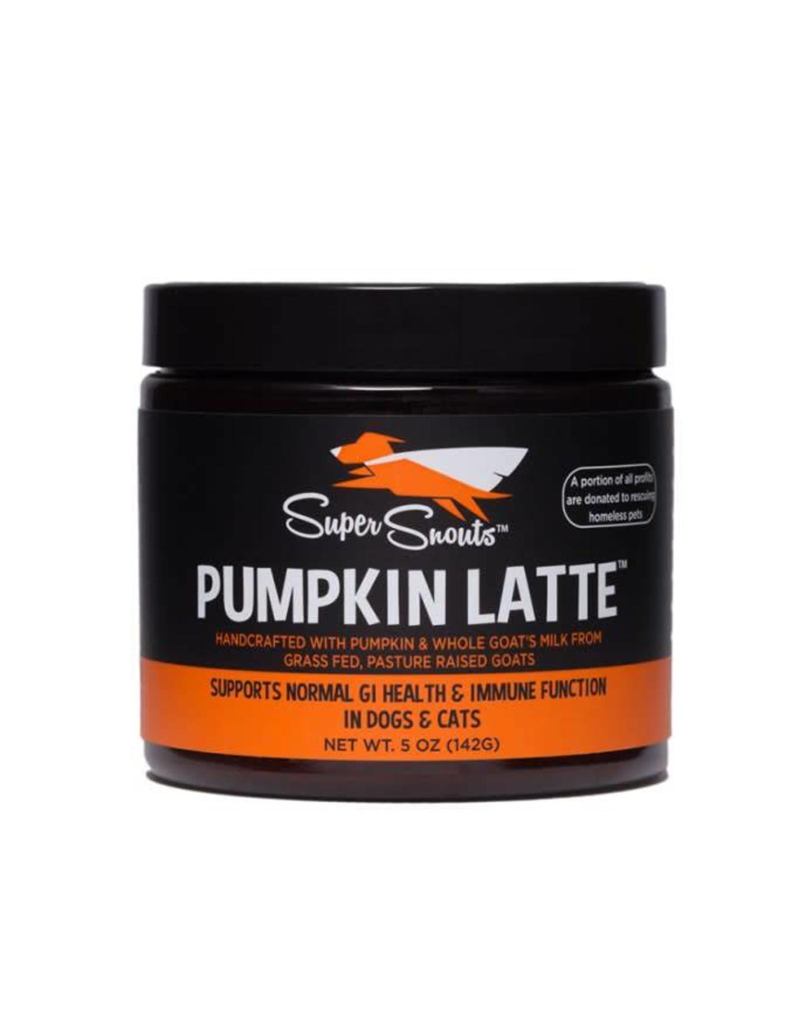 Diggin Your Dog Super Snouts Pumpkin Latte