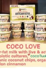 Nugget's Healthy Eats Nugget's Coco Love Coconut Kefir
