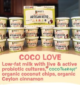 Nugget's Healthy Eats Nugget's Coco Love Coconut Kefir