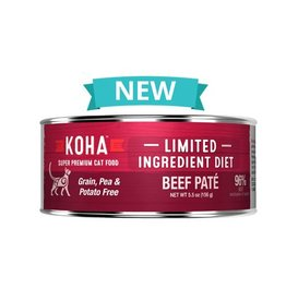 Koha Koha Limited Ingredient Beef Pate for Cats