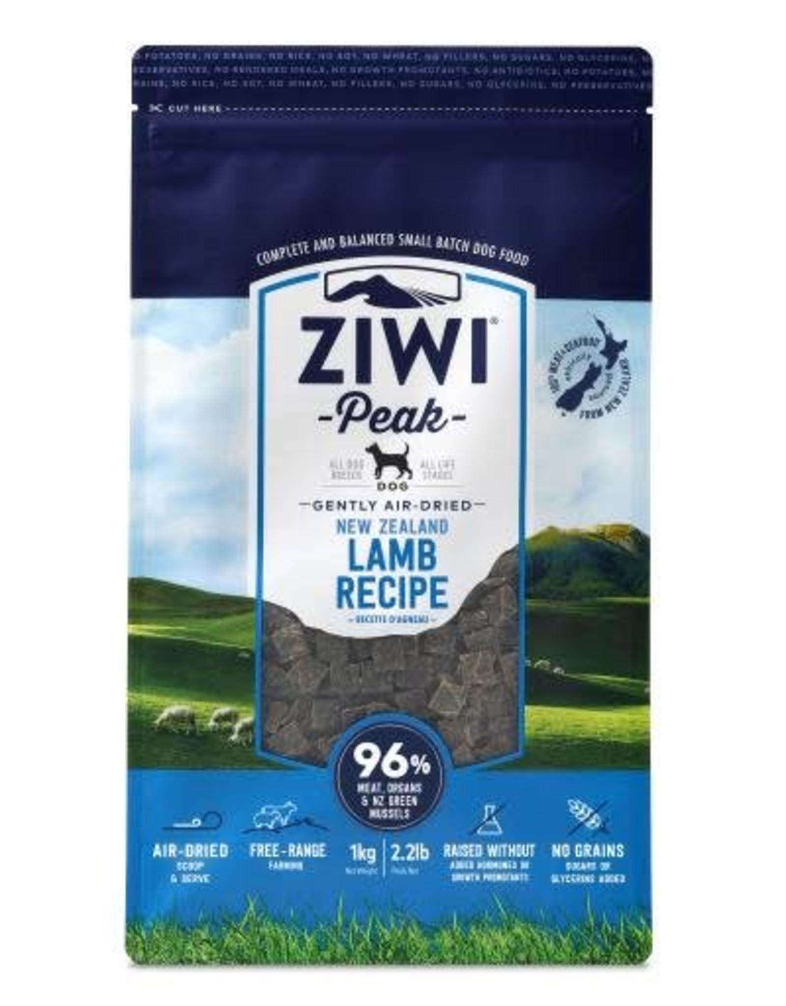 ZiwiPeak ZiwiPeak Air-Dried Lamb for Dogs