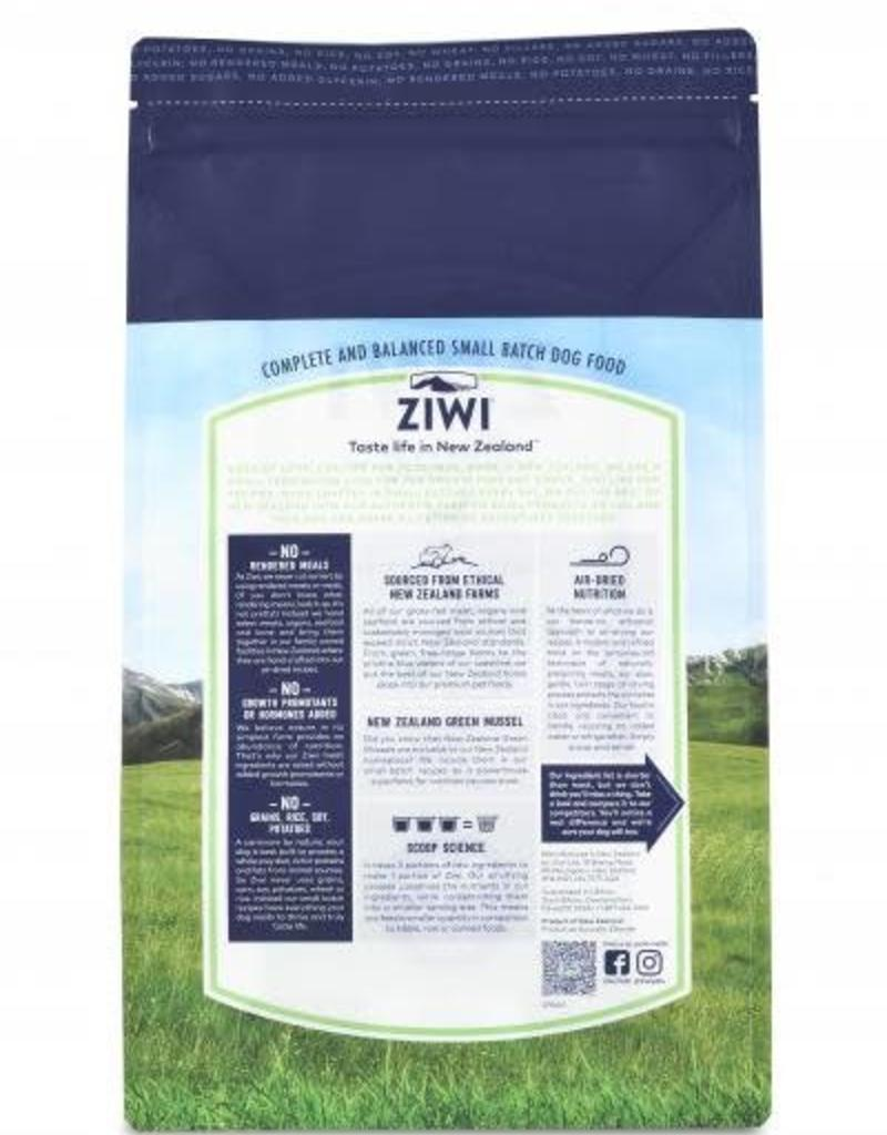 Ziwipeak Air Dried Tripe Amp Lamb For Dogs Molly S Healthy