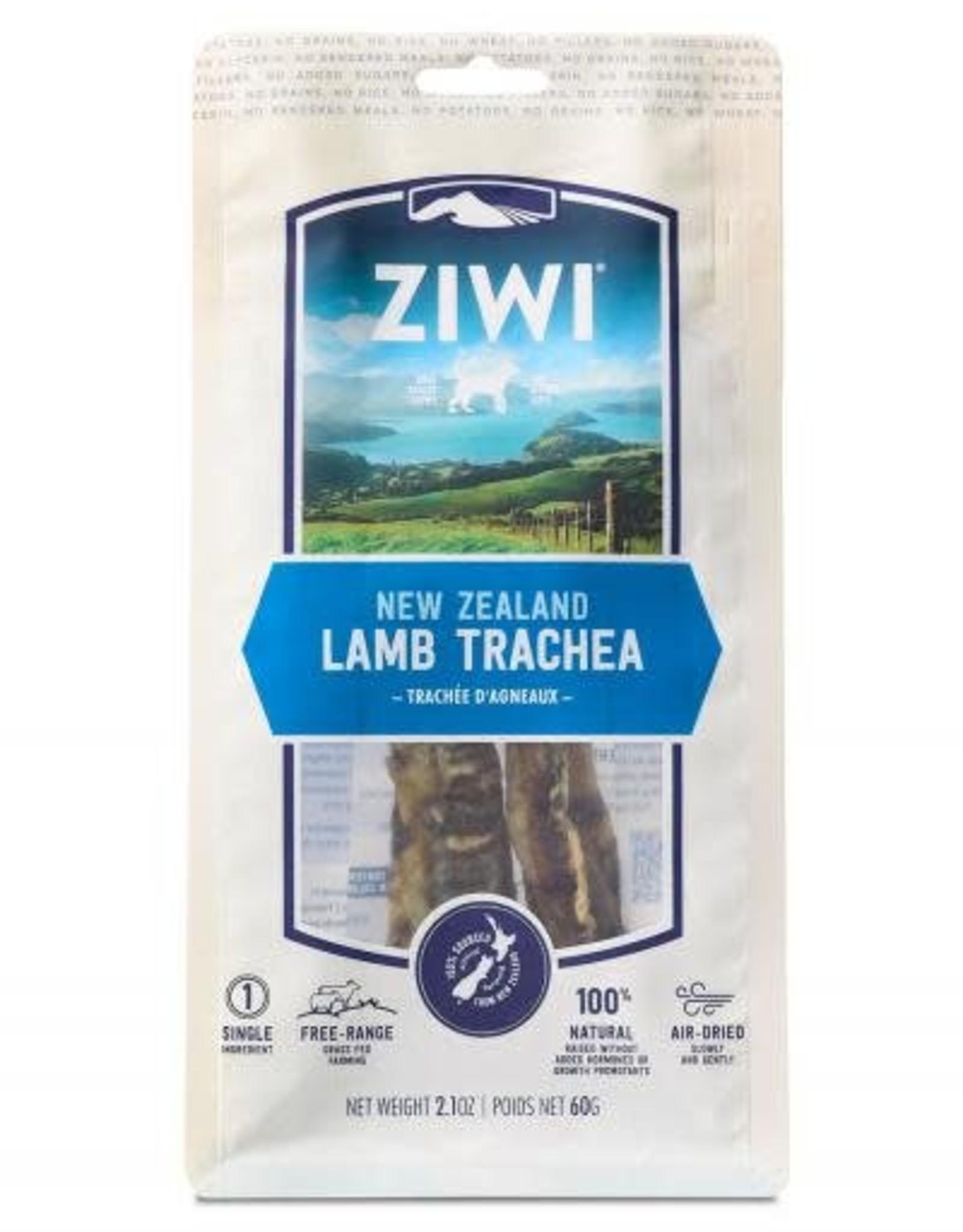 ZiwiPeak Ziwipeak New Zealand Lamb Trachea Treats
