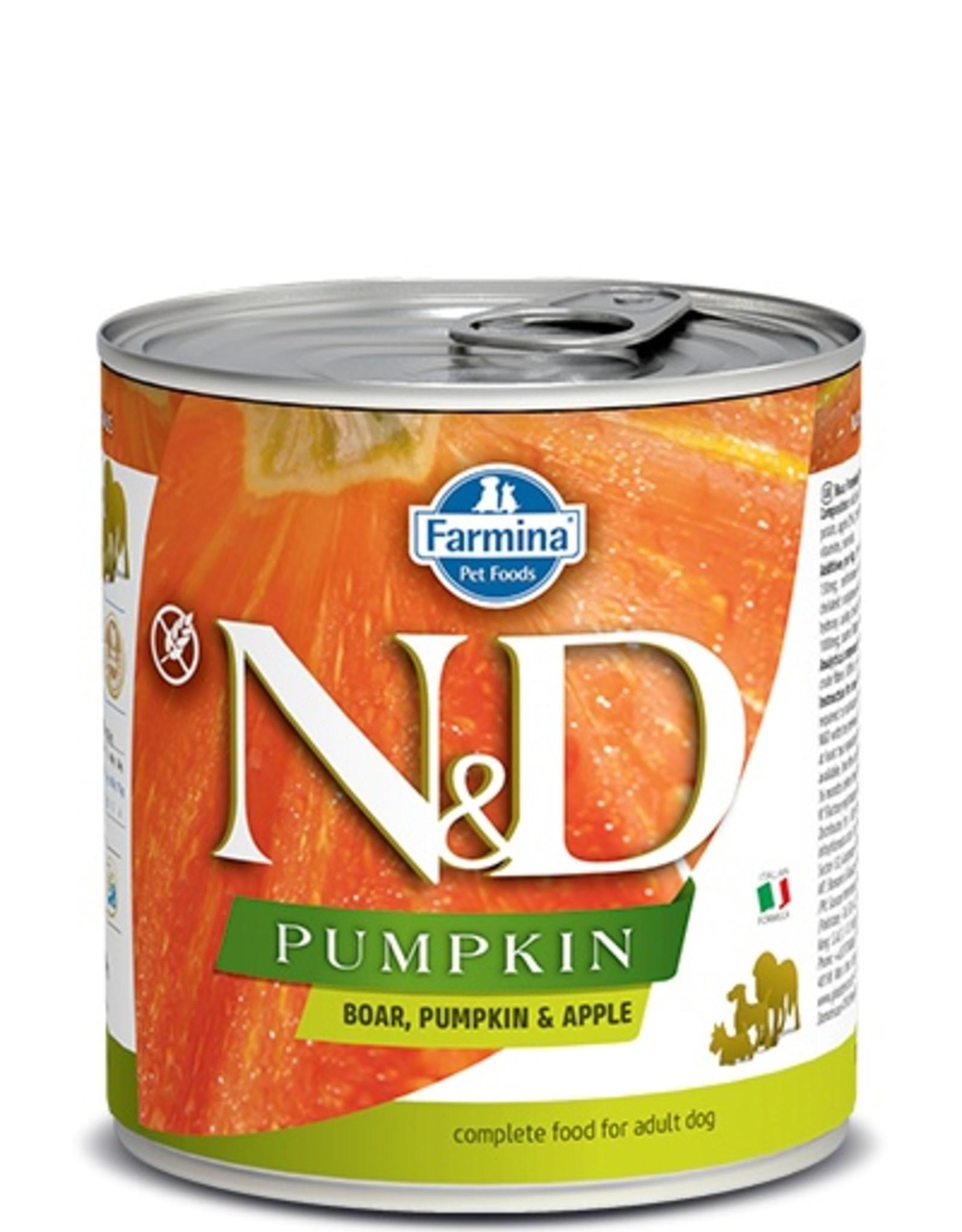 Farmina Farmina Dog N&D Pumpkin - Boar, Pumpkin & Apple