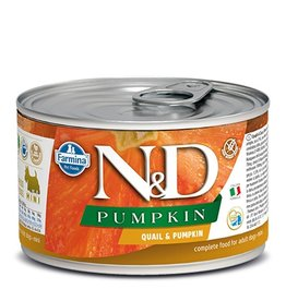 Farmina Farmina Dog N&D Pumpkin - Quail & Pumpkin