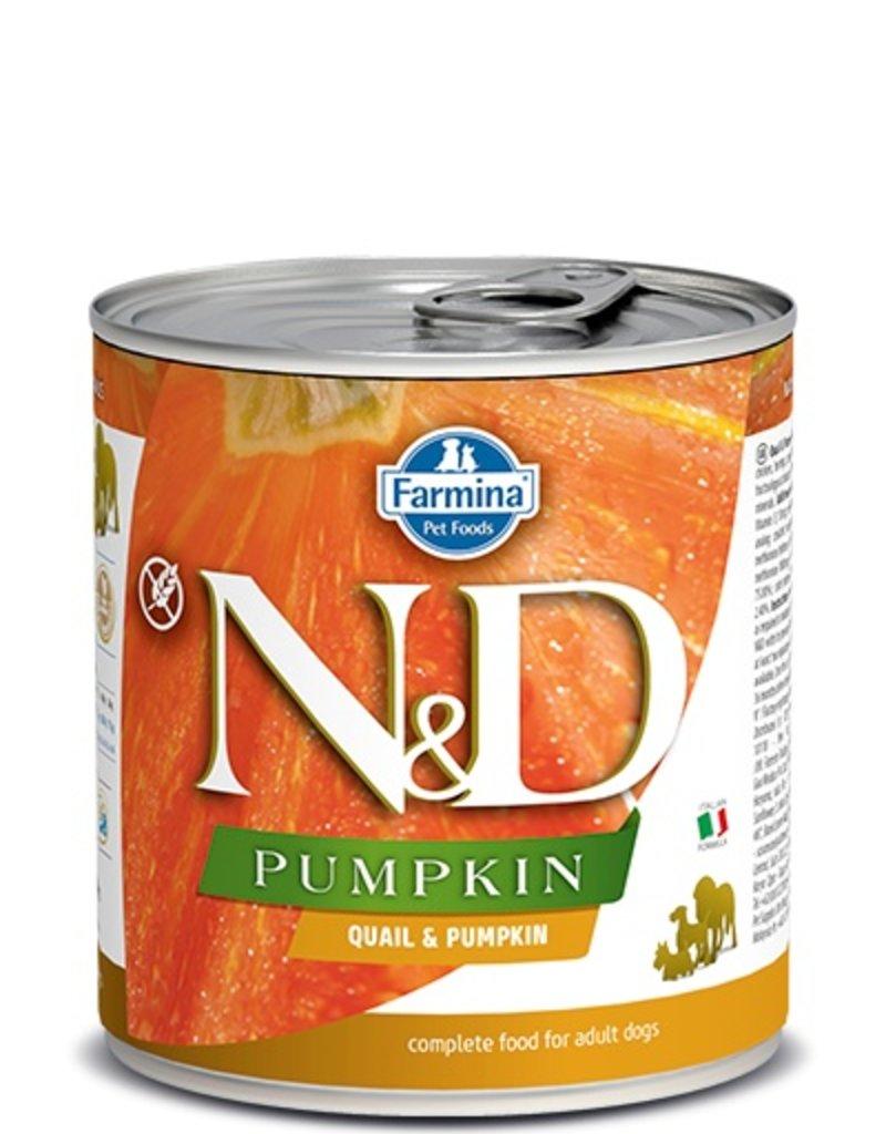 Farmina Farmina Dog N&D Pumpkin - Quail & Pumpkin
