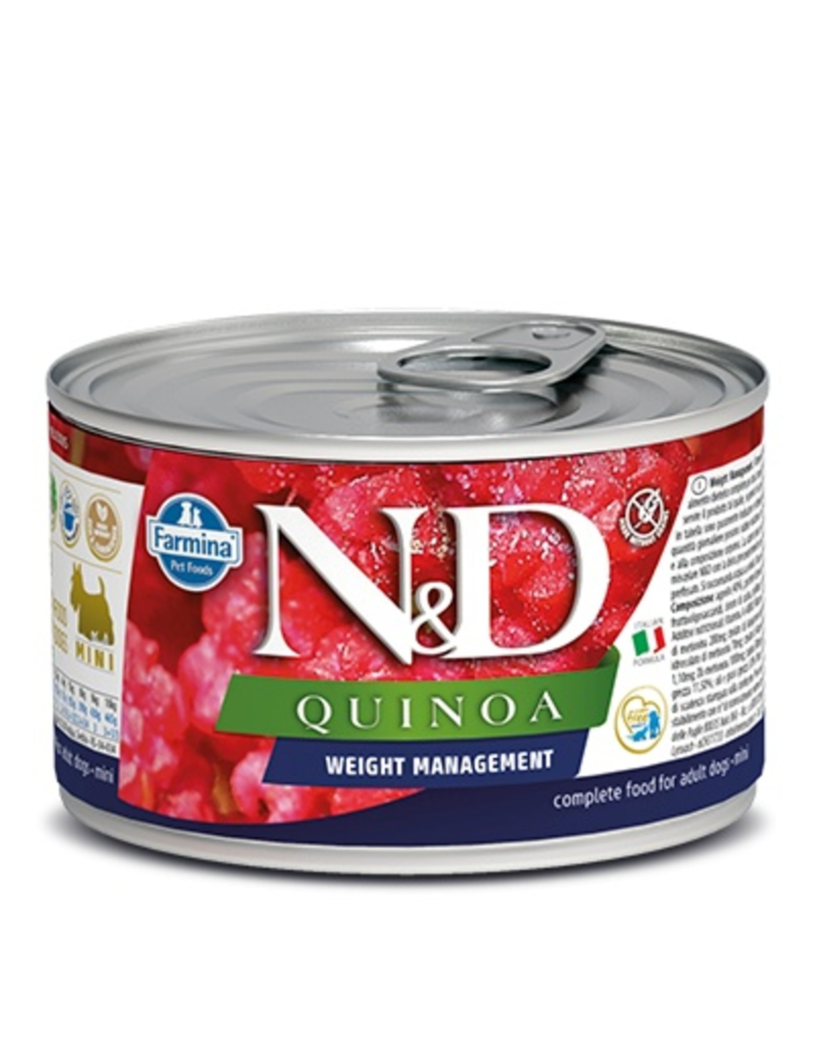 Farmina Farmina Dog N&D Quinoa - Weight Management Lamb