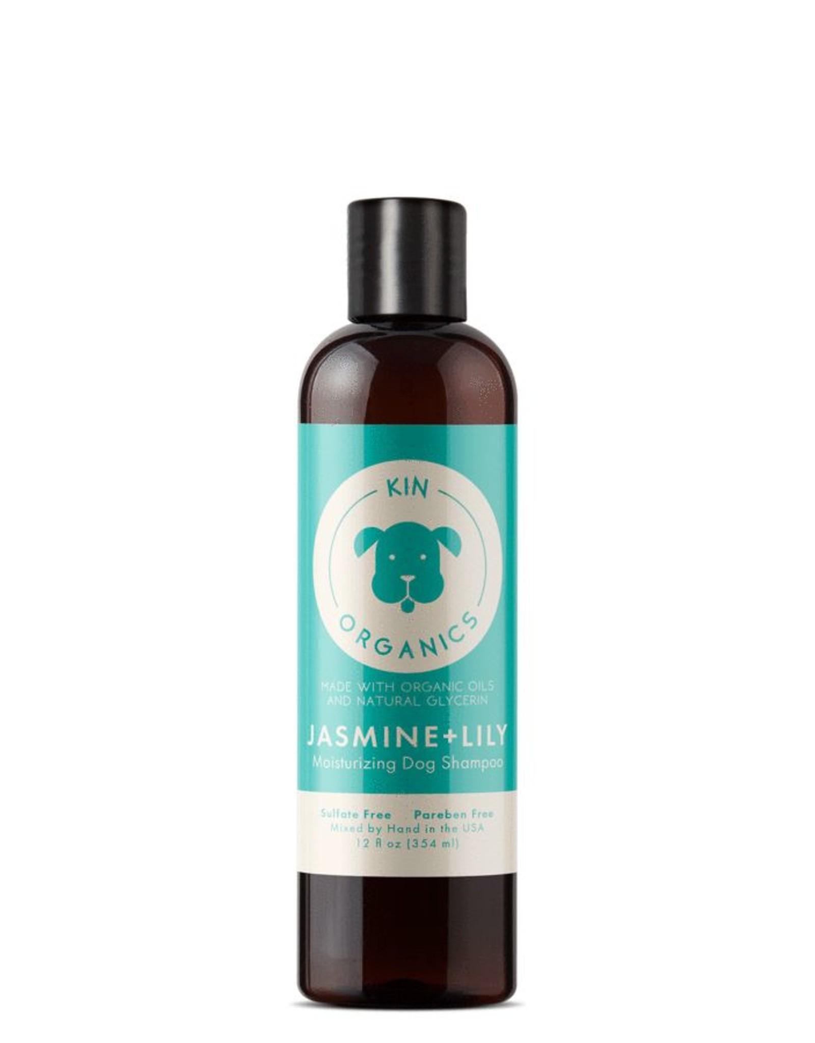 Kin+Kind Kin Organics Jasmine+Lily Dog Shampoo 12oz