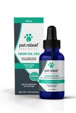Pet Releaf Pet Releaf CBD Hemp Oil 330 (100mg Active CBD)