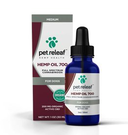 Pet Releaf Pet Releaf CBD Hemp Oil 700 (200mg Active CBD)