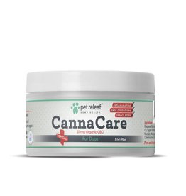 Pet Releaf Pet Releaf Canna Care Topical CBD 1oz