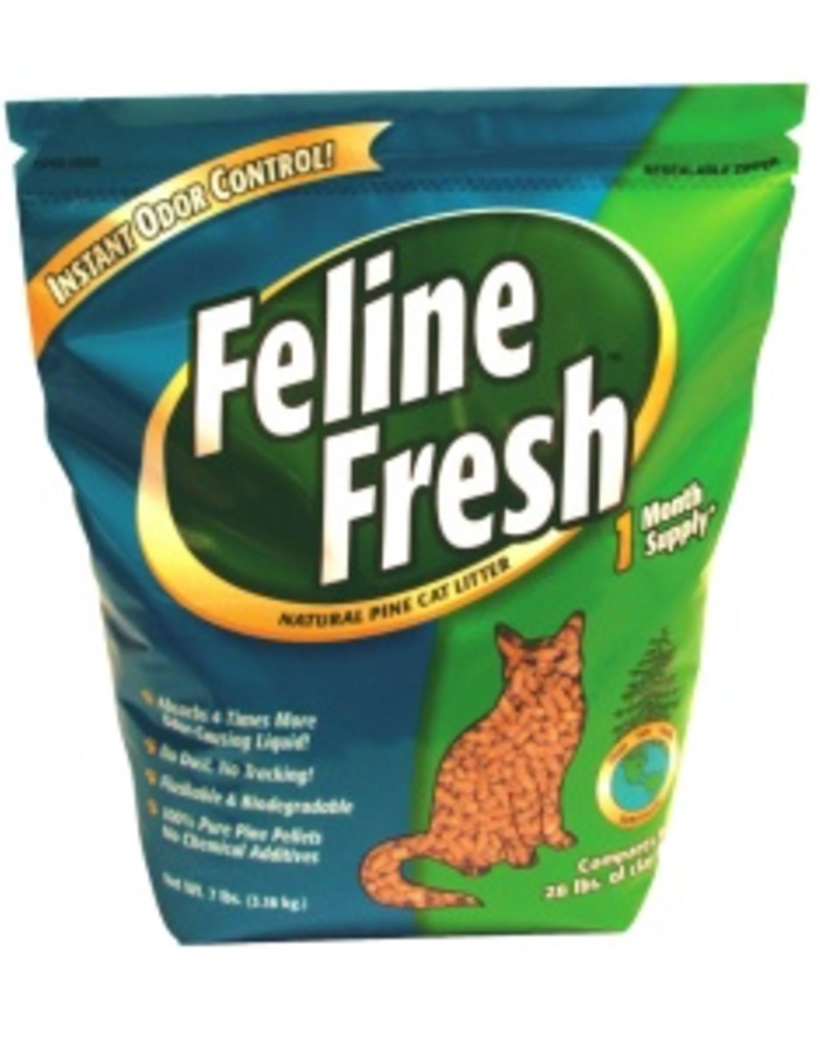 Feline Fresh Feline Fresh - Natural Pine Cat Litter