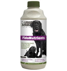 Liquid Health K9 Liquid Health FidoNutrients