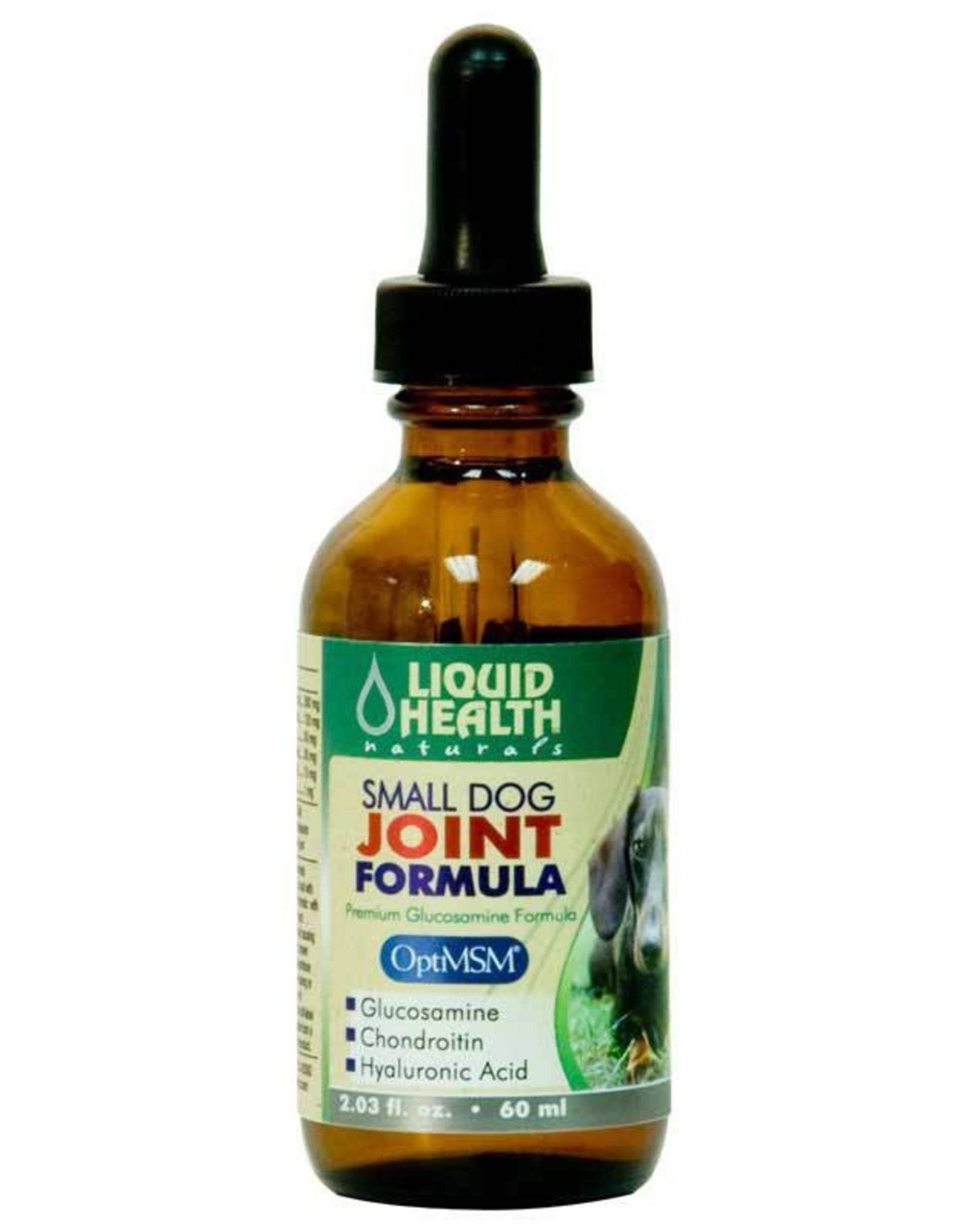Liquid Health SALE - Liquid Health Small Dog Joint Formula 2oz