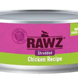 Rawz Rawz Cat Shredded Chicken