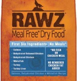 Rawz Rawz Salmon, Dehydrated Chicken & Whitefish Recipe