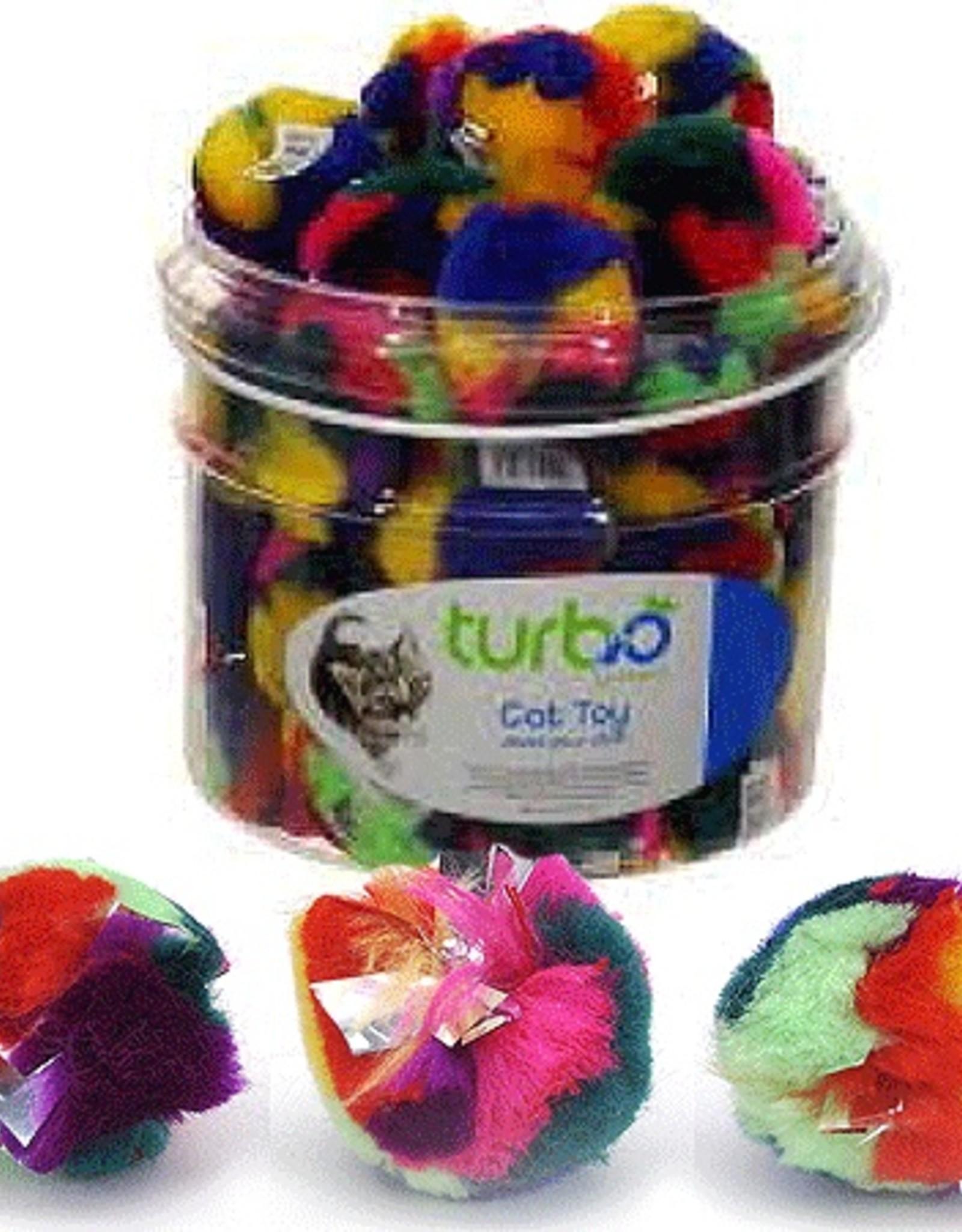 Turbo Soft Crinkle Balls