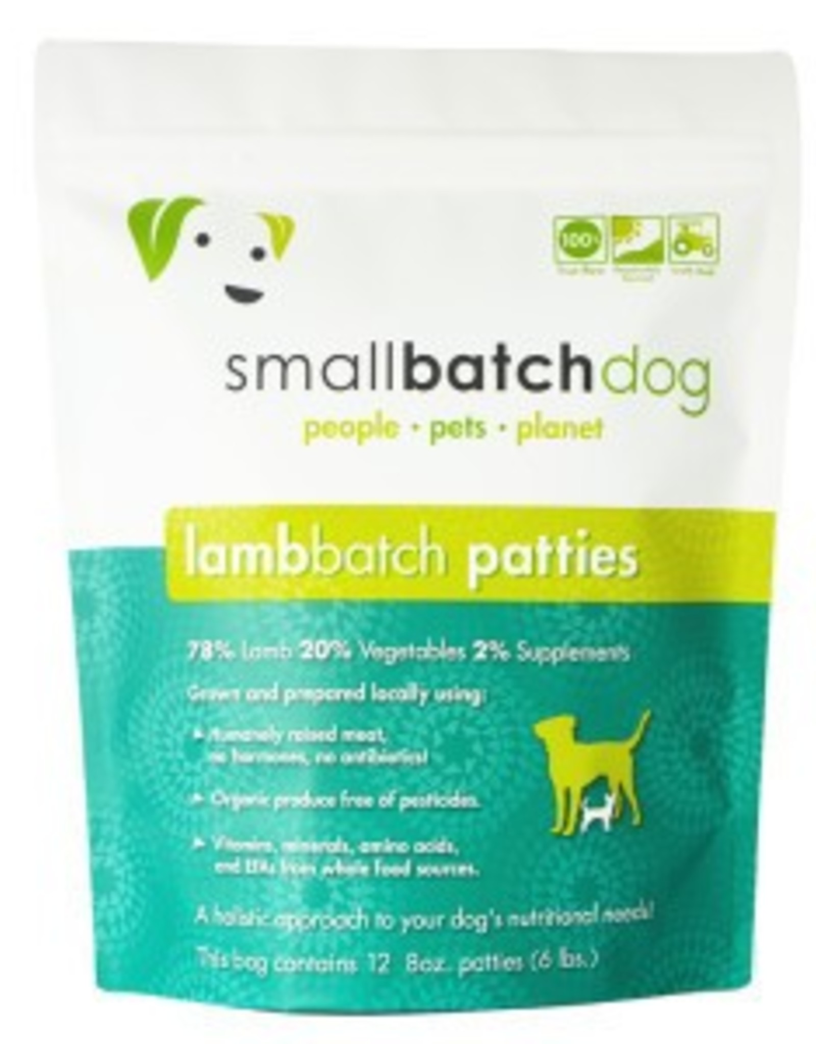 Smallbatch Smallbatch Frozen Lamb Batch