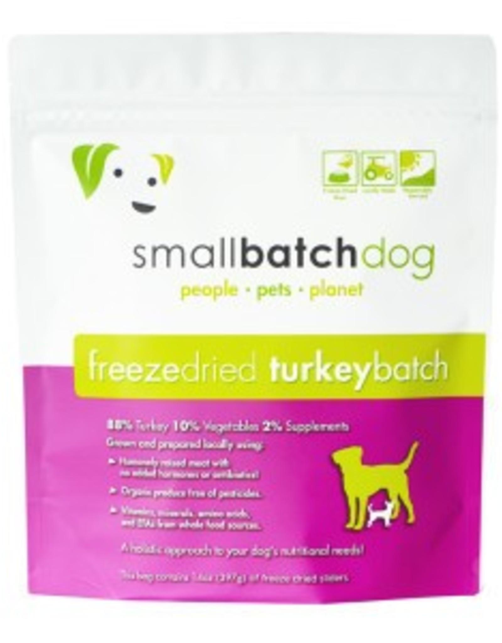 Smallbatch Smallbatch Turkey Freeze Dried Sliders 14oz