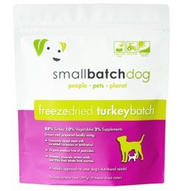 Smallbatch Smallbatch Turkey Freeze Dried Sliders 14oz