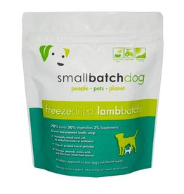 Smallbatch Smallbatch Lamb Freeze Dried Sliders 14oz