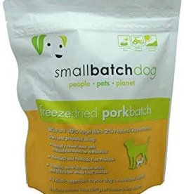 Smallbatch Smallbatch Pork Sliders Freeze Dried 14oz