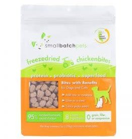 Smallbatch Smallbatch Freeze Dried Chicken Bites 7oz