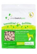 Smallbatch Smallbatch Freeze Dried Duck Bites 7oz