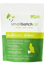 Smallbatch Smallbatch Cat Duck Sliders 3lb