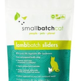 Smallbatch Smallbatch Cat Lamb Sliders 3lb